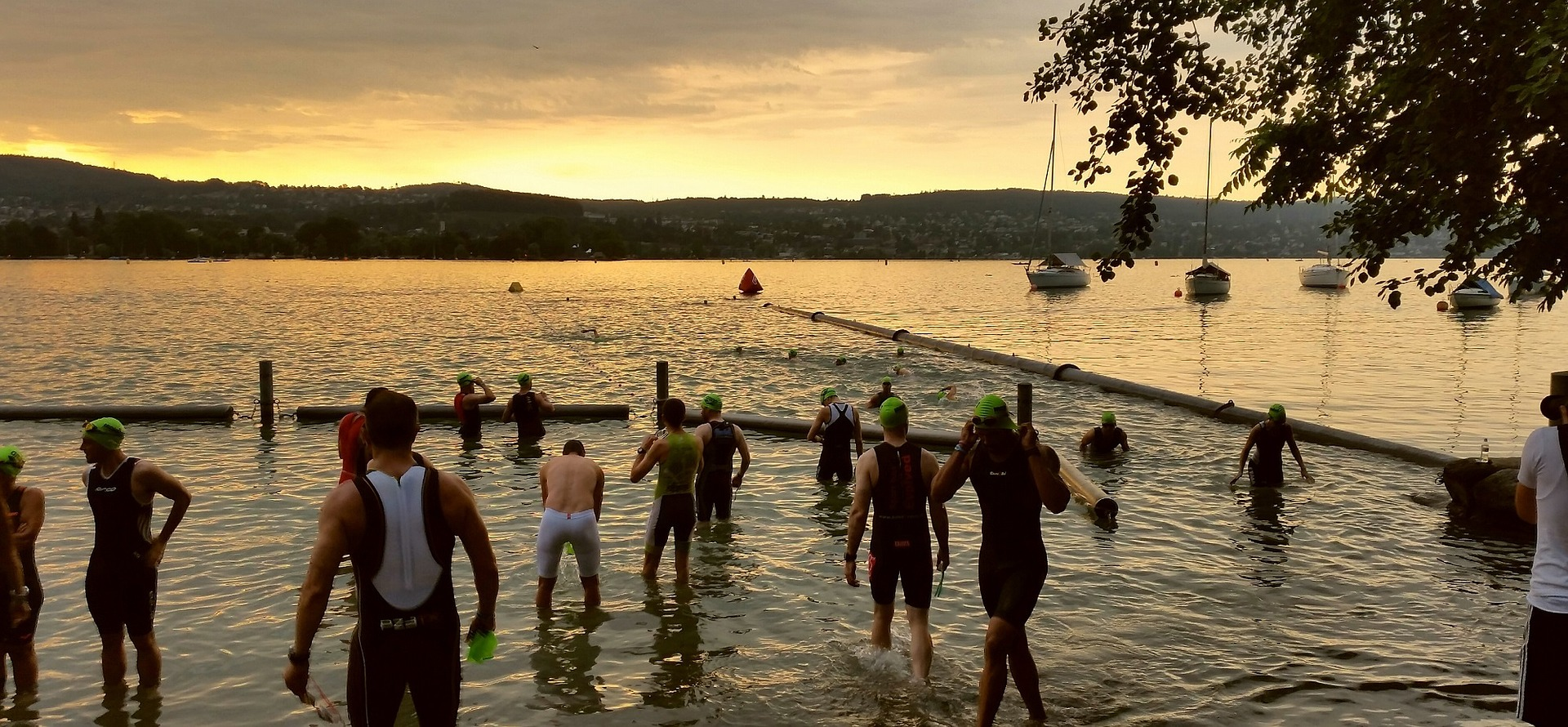 Immerse yourself in your destination with a triathlon