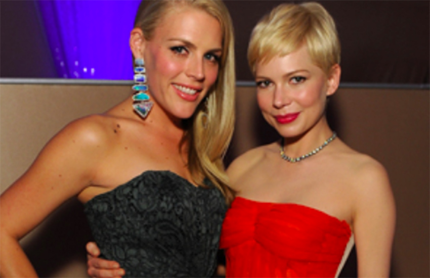 Are Busy Phillips and Michelle Williams together?