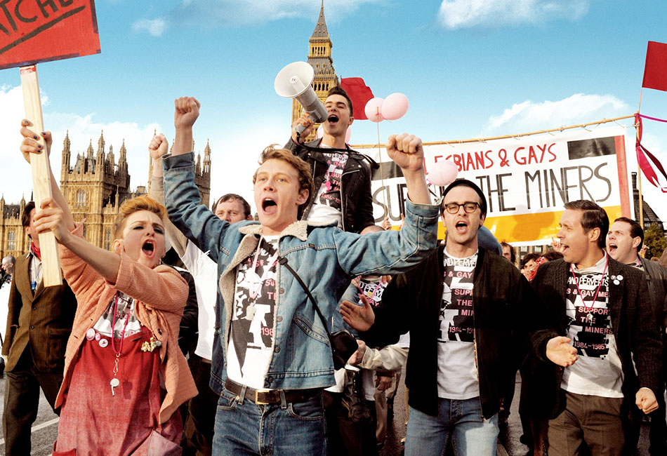 Where does Pride come on our countdown of the best LGBTI films of 2014?