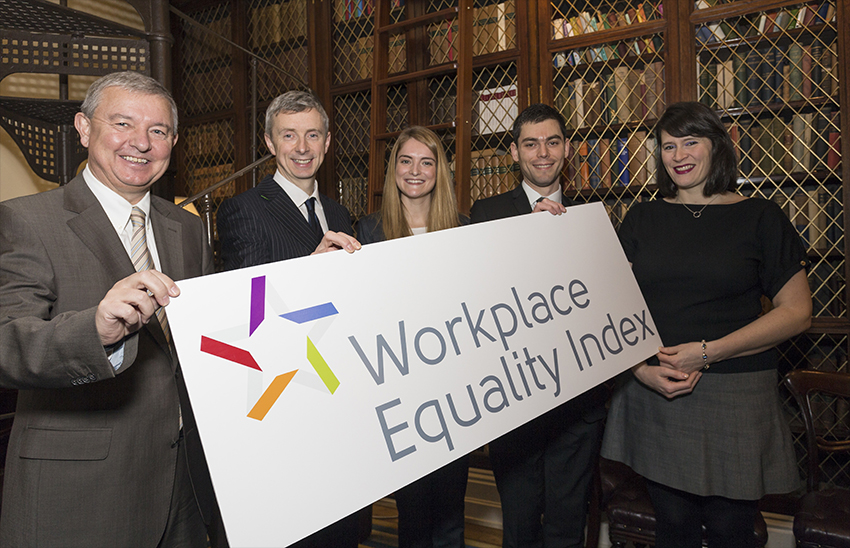 The launch of the GLEN Workplace Equality Index