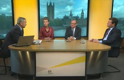 Image of the EY webinar on 7 May 2015