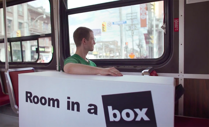 The Room in a Box allows users to pack up their room and go in what company Our Paper Life calls the 30 Minute Move