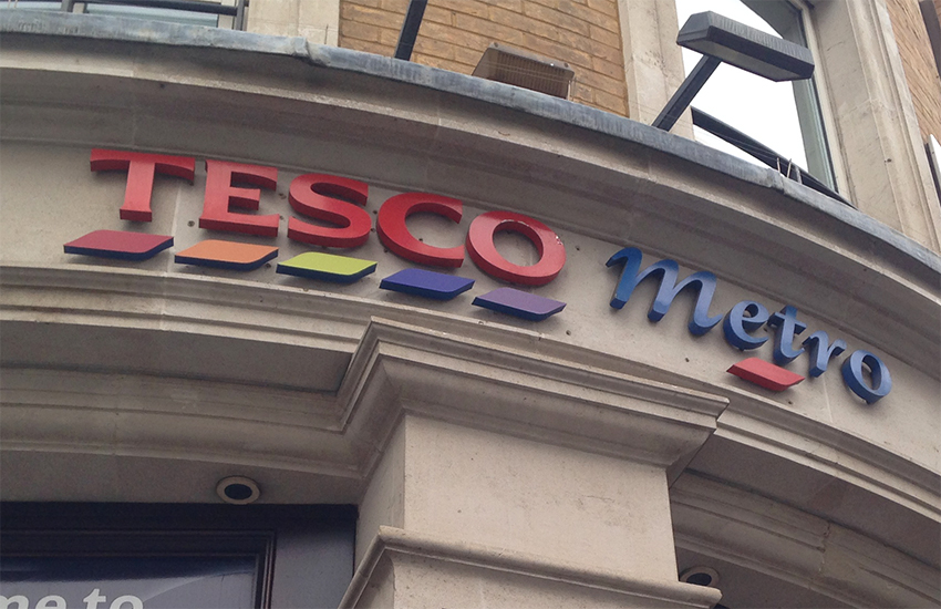 Tesco worker accused of homophobic comment