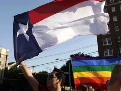Texas AG wants to stop gay marriage