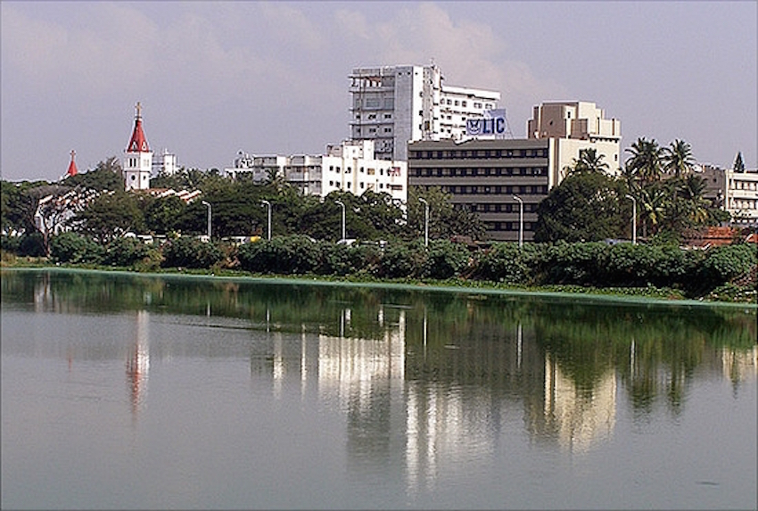 Coimbatore in south India.