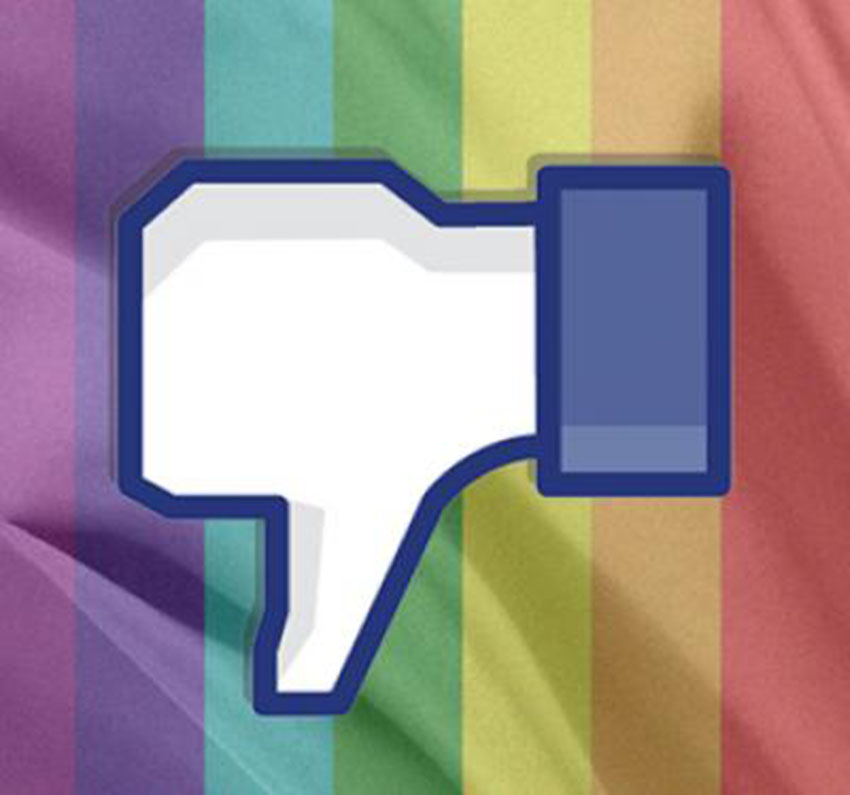 Facebook is becoming dangerous for trans people