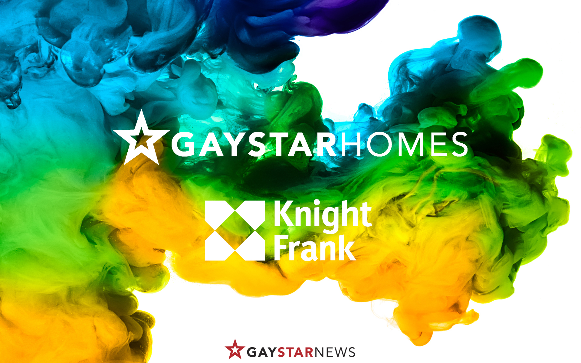 Gay Star Homes works in partnership with Knight Frank