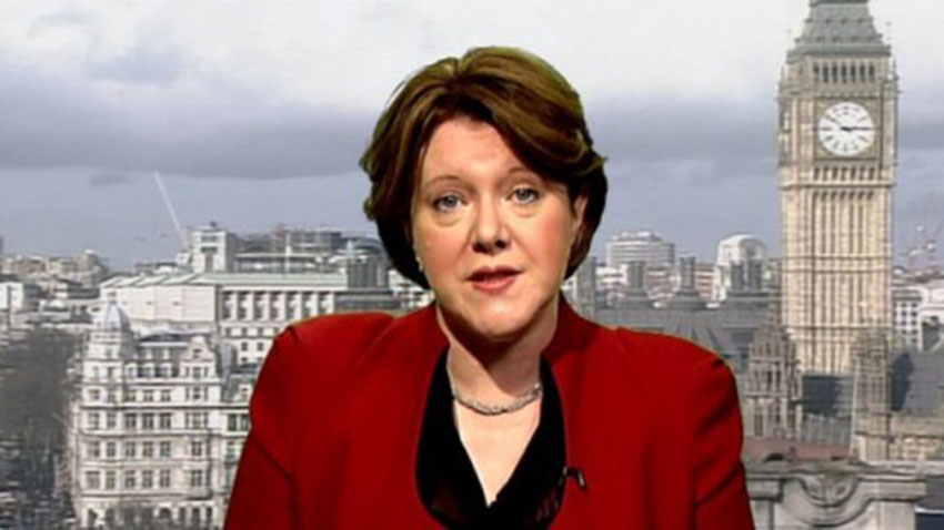 Maria Miller is leading the committee to tackle trans laws