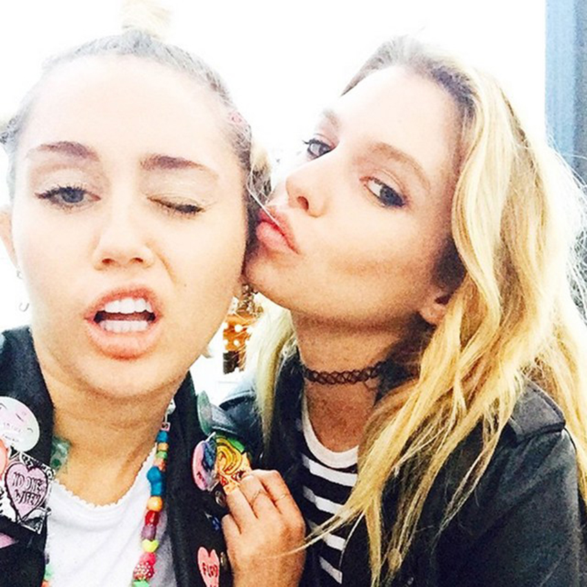 Miley Cyrus recently confirmed her relationship with Victoria's Secret model Stella Maxwell.Miley Cyrus recently confirmed her relationship with Victoria's Secret model Stella Maxwell.