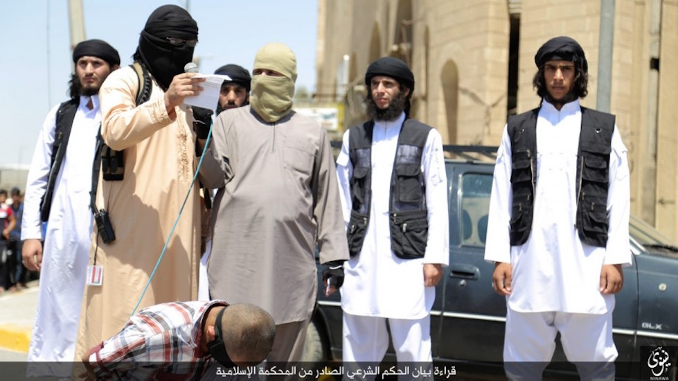ISIS fighters are flocking due to it not being what they expected
