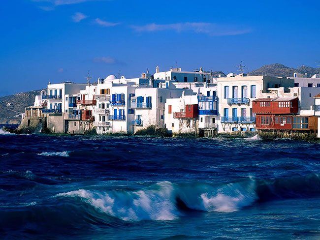 Mykonos – always and forever a gay favourite