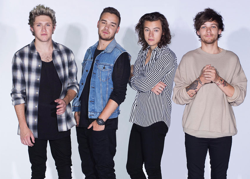 One Direction has been named UK gay men's favorite band