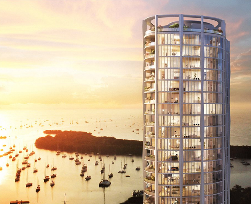 Park Grove is Coconut Grove's most ambitious new development.