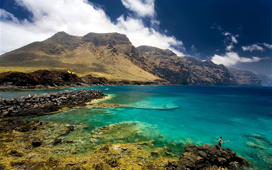 Prepare yourself for otherworldly beauty in Tenerife