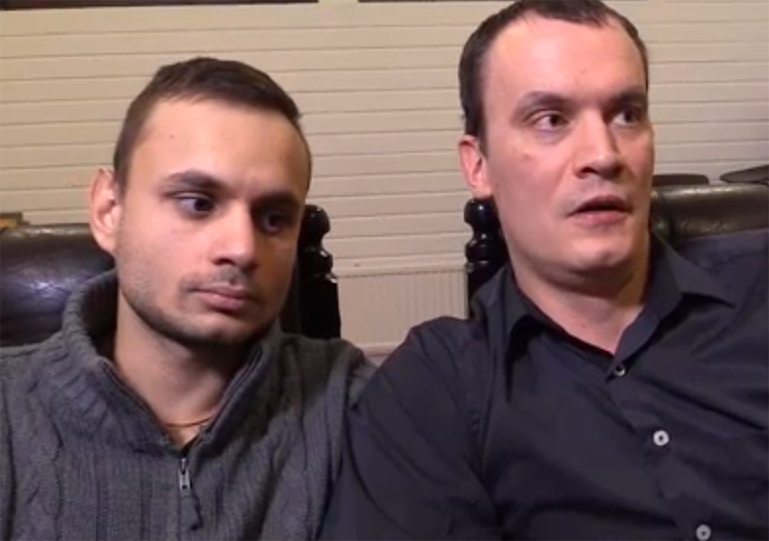 Vasily and Vladimir are now free from anti-gay Russia