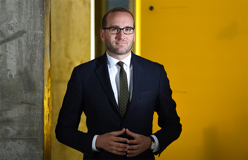 Chad Griffin HRC