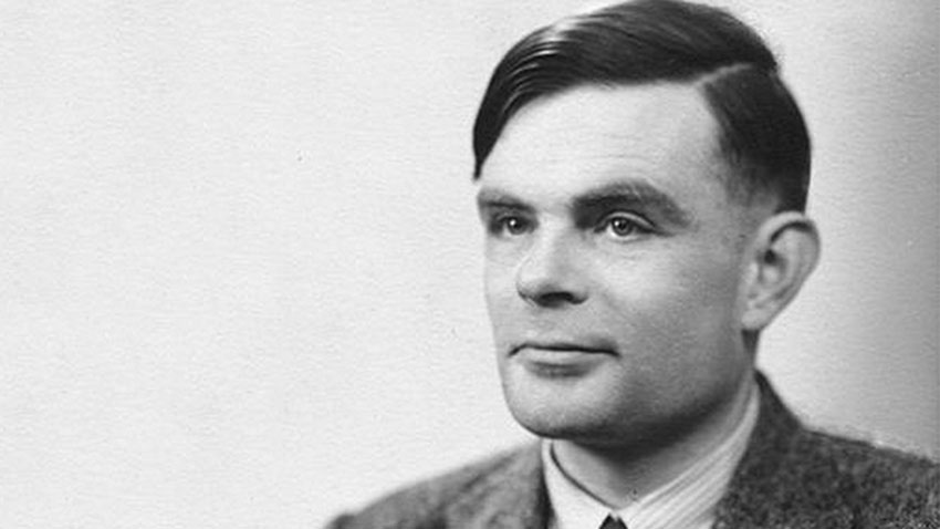 Alan Turing: Gay, a war hero and the father of computing