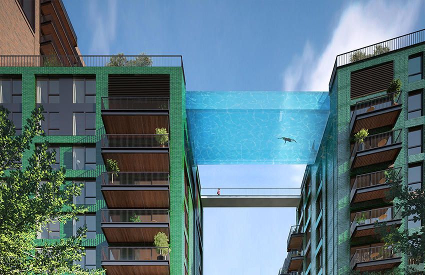 Suffering from vertigo? You may not want to dive in head first.