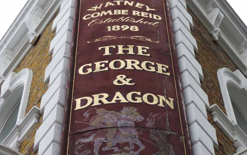 The George & Dragon is the latest queer venue to close