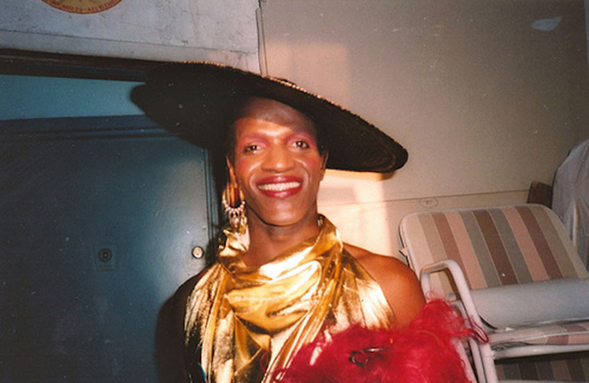 Marsha P Johnson was a pioneer on the Stonewall riots