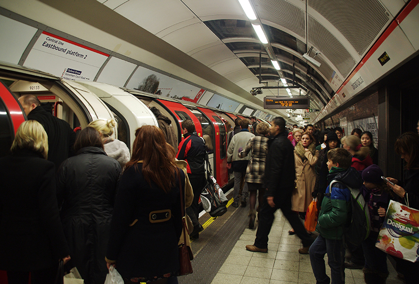The Central line is the most popular London Underground line to live along.