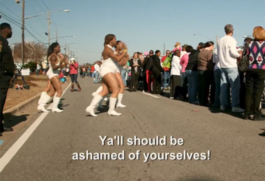 Prancing Elites show bigots how to actually behave