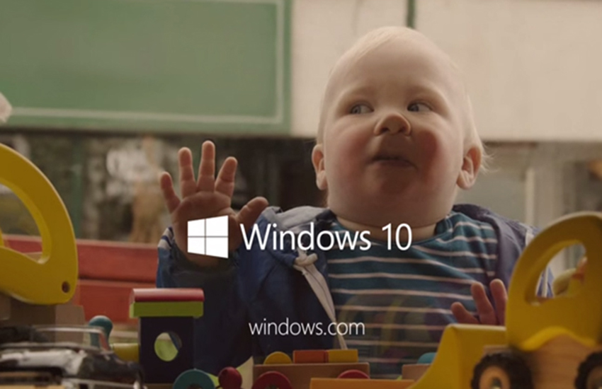 Windows 10 could be outing kids before they are ready