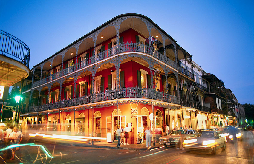 New Orleans, Louisiana's largest city, is truly like no other place on earth