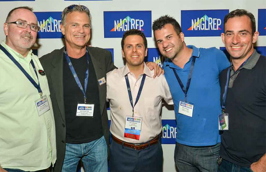 Attendees at last year's National LGBT Real Estate Conference