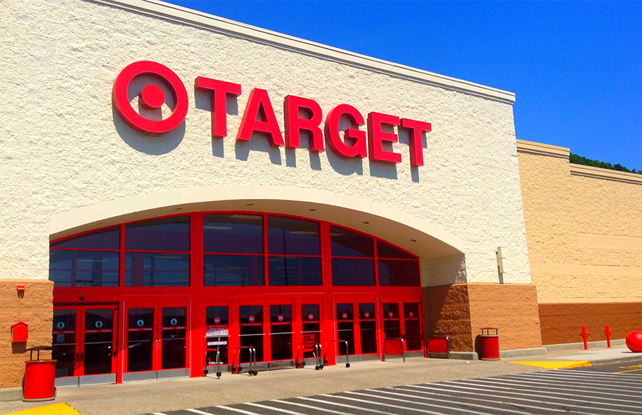 A Target store
