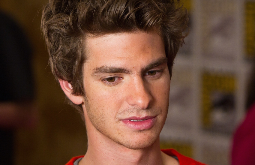 Andrew Garfield pitched the idea of a gay Peter Parker to producers in 2013.