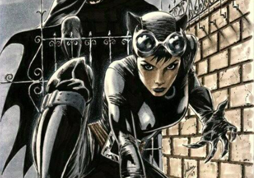 Catwoman is one of the best-known LGBTI superheroes in the world.