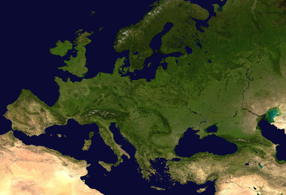 Which is the gayest country in Europe?