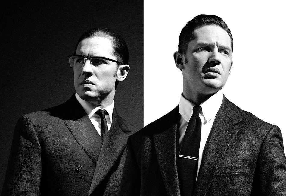 Tom Hardy plays LGBTI characters in his new film Legend
