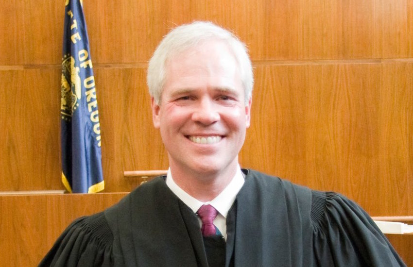 Marion County Judge Vance Day