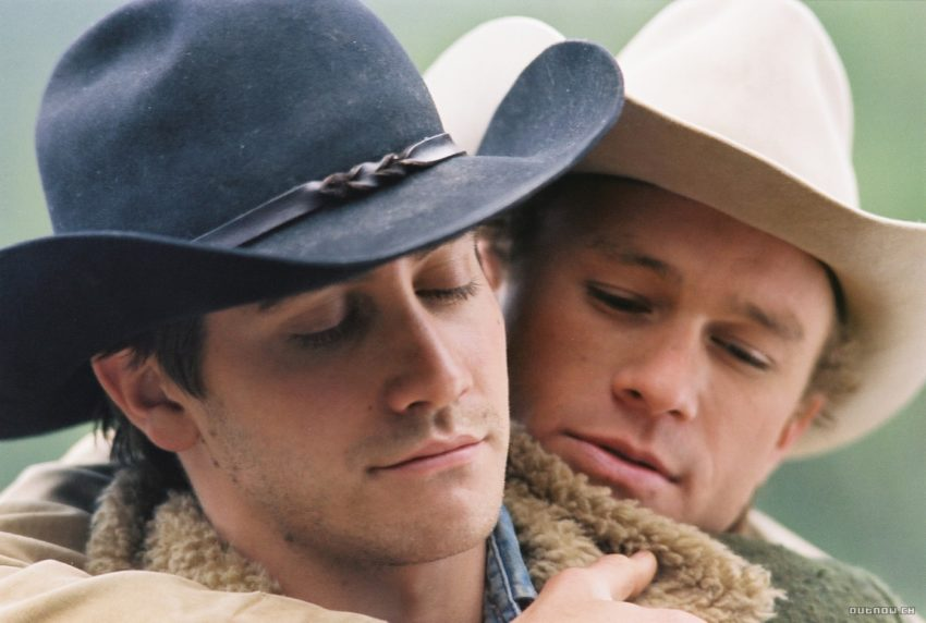 The Brokeback Mountain film is now 10 years old