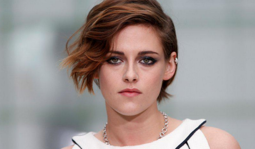 Kristen Stewart is happily dating a woman.