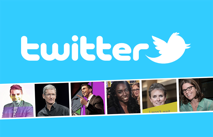 LGBT thought leaders with Twitter followings