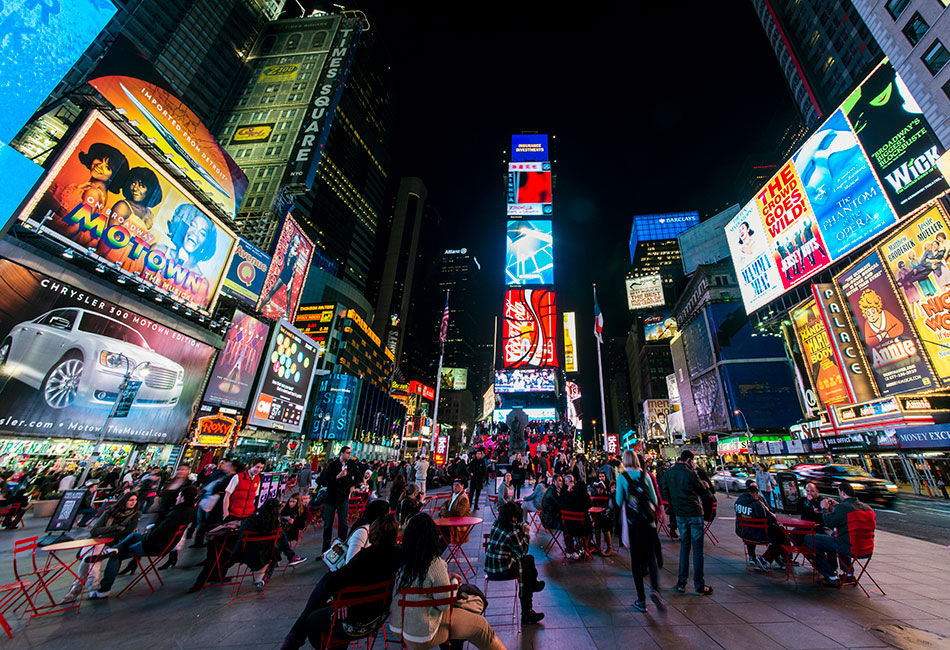 New York City is one of the destinations Scruff Venture will be available