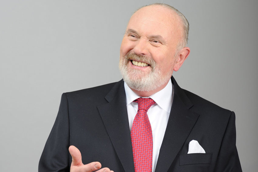 David Norris is happy for two gay cousins to get married