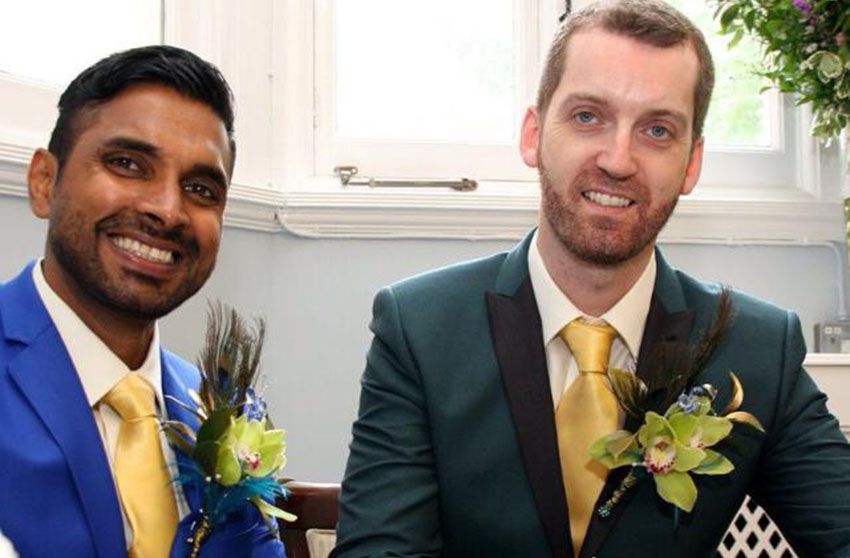 A gay couple wants to adopt but are being denied for ridiculous reasons