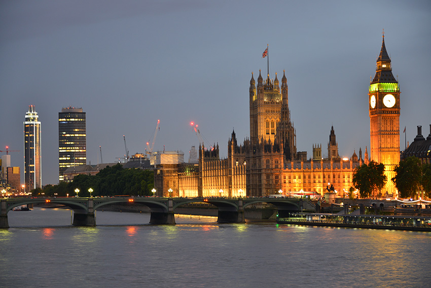 Prices in London rose by £10,000 over the last month - not just in Westminster.