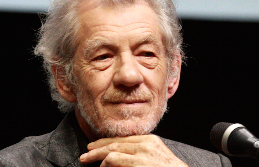 Sir Ian McKellen came out during a radio debate in 1988.