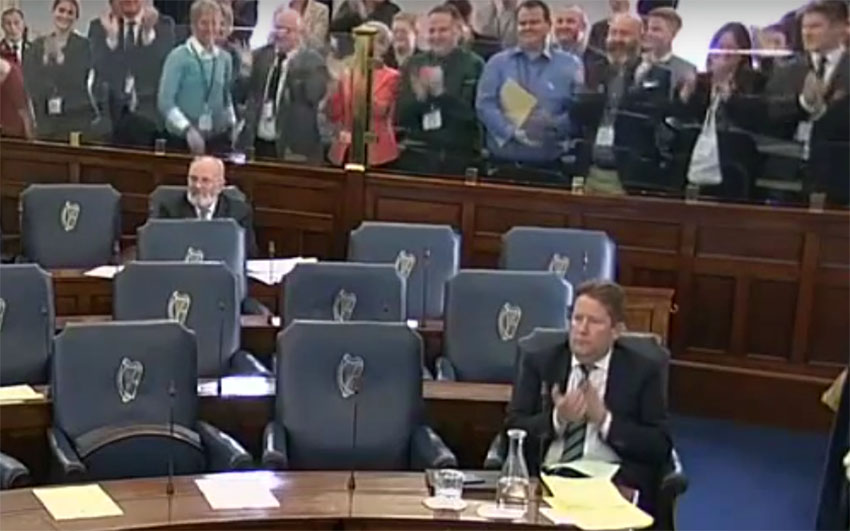 This is the moment Ireland passed marriage equality