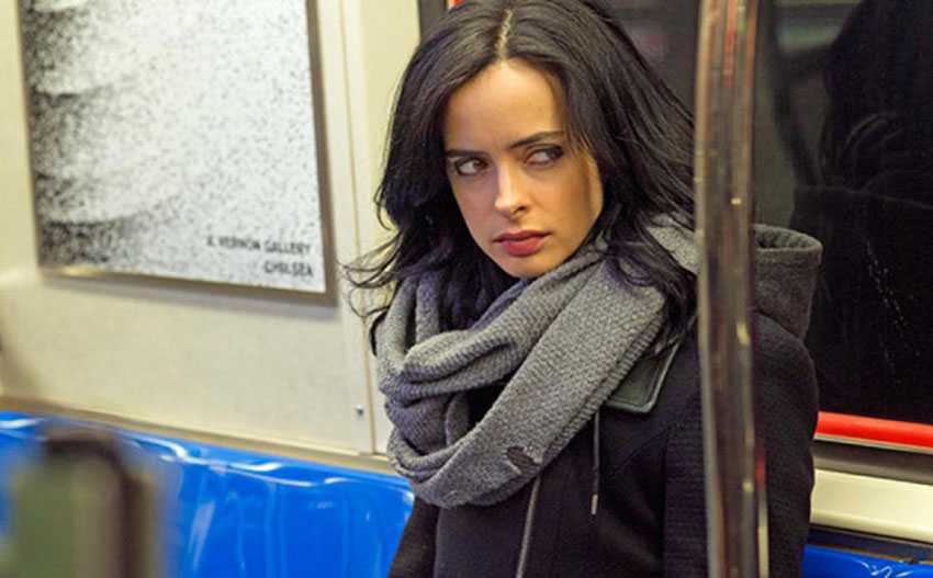 Jessica Jones will have a fluid sexuality