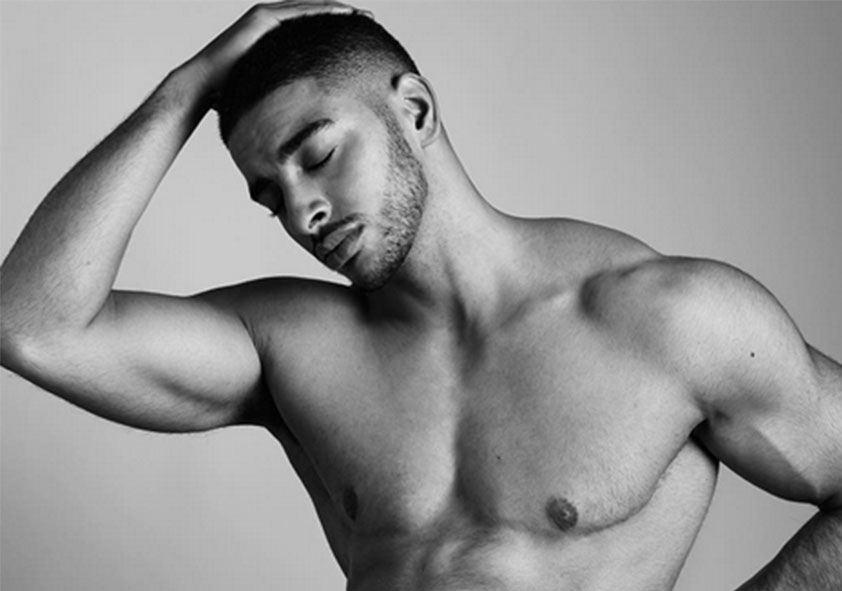 Laith Ashley is a trans man, model and activist