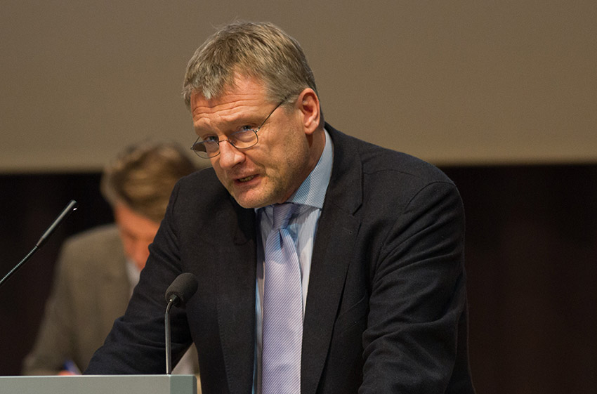 Jörg Meuthen, the party's vice speaker, is seen as their most likely candidate for next year's state election.