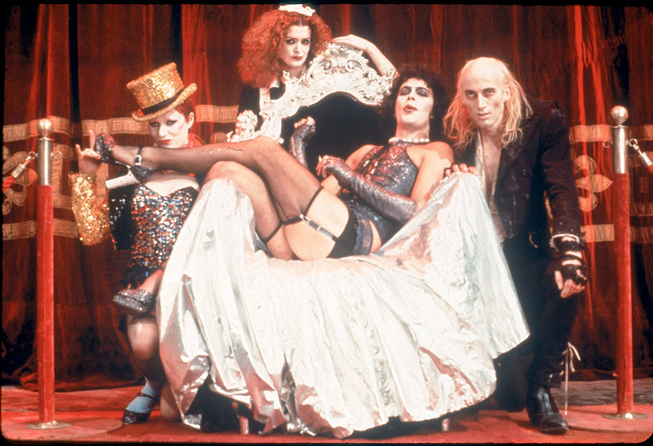 'Stay for the night, or maybe a bite...' The Rocky Horror Picture Show is 40!