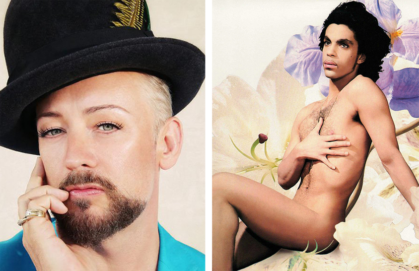 Boy George claims he has slept with Prince