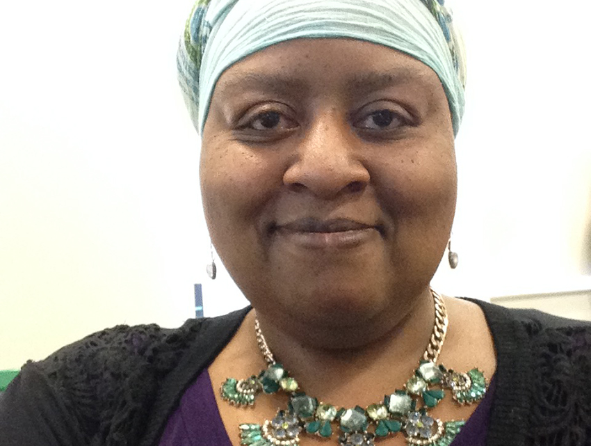 Jacq Applebee co-founded the Bis of Colour group.